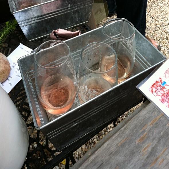 Rose Wine @ Croteaux Vineyards