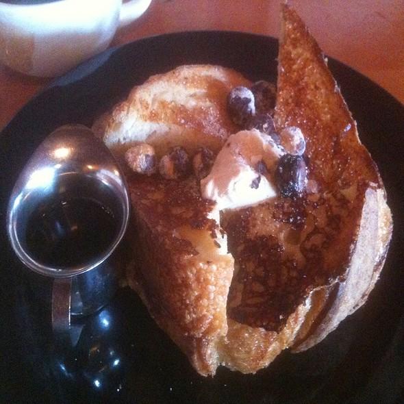 French Toast W/ Hazelnuts - Hi-Life, Seattle, WA