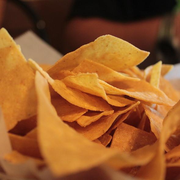 Tortilla Chips @ Los Portales