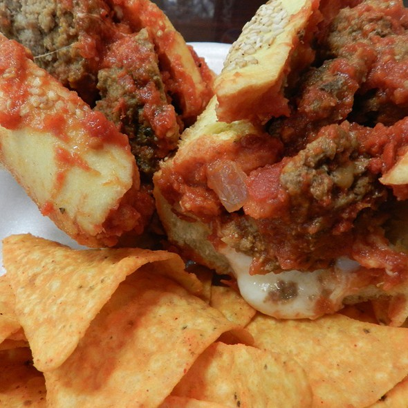 Meatball Sandwich @ Jorgenson's Deli