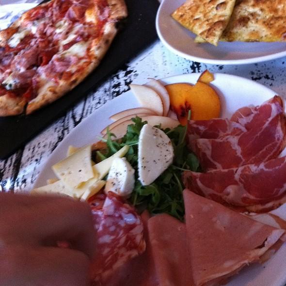 Salumi Plate @ HOT ITALIAN Pizza & Panini Bar