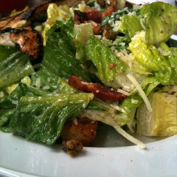 Caesar Salad - The Beach House, West Vancouver, BC