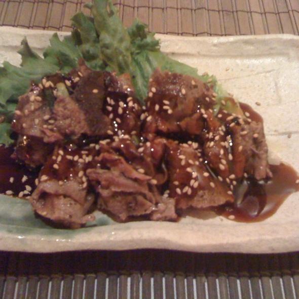 Negima Yaki @ Solo Sushi Bekkan