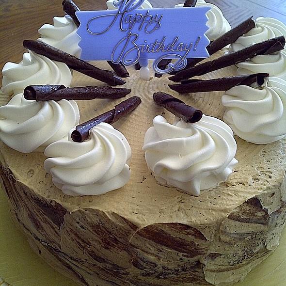 Choco Mocha Cake @ Red Ribbon Bakeshop