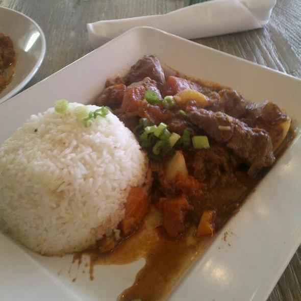 Country Beef Stew @ Jimmy'z Kitchen Wynwood