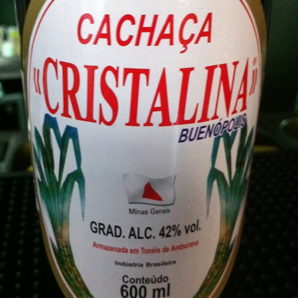 Cristalina @ Academia da cachaça