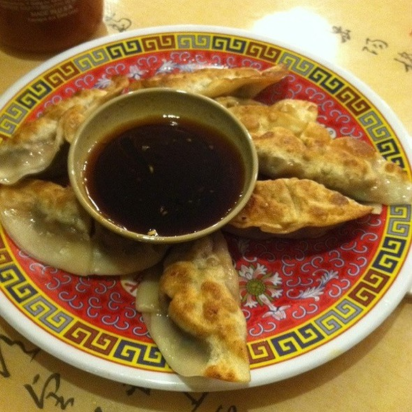 potstickers @ Nan Zhou Hand Drawn Noodle House