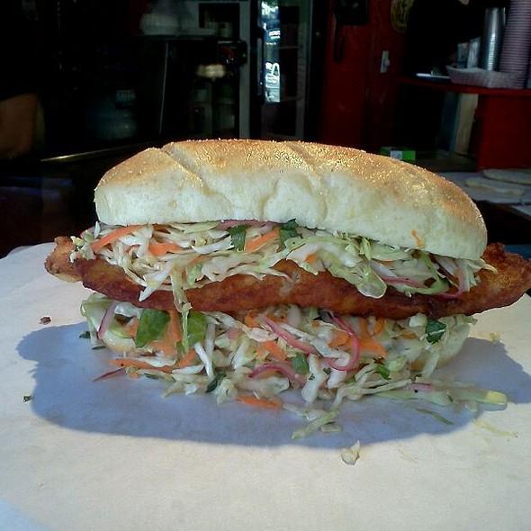 Chickenwich @ Macellatos