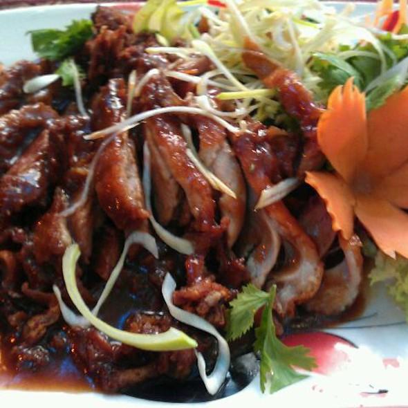 FiveSpice Duck @ Five Spice Thai Restaurant