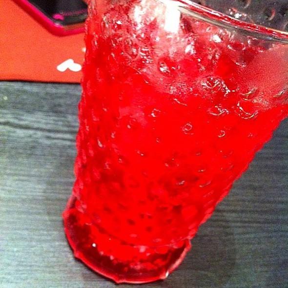 Red Soda