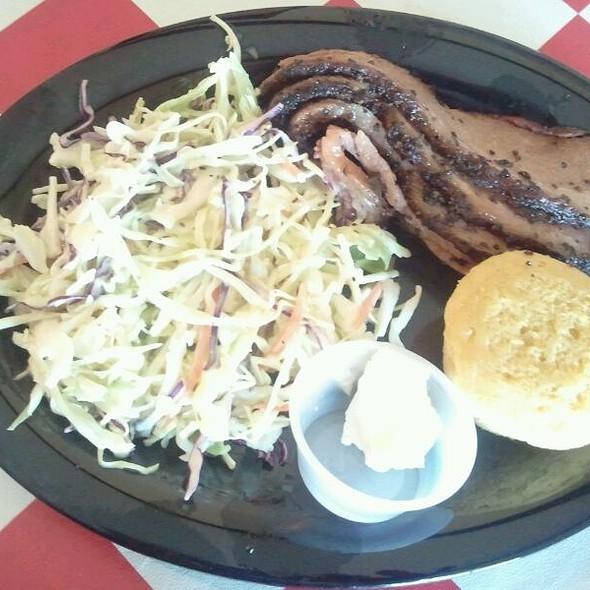 Beef Brisket @ Five Star BBQ Co