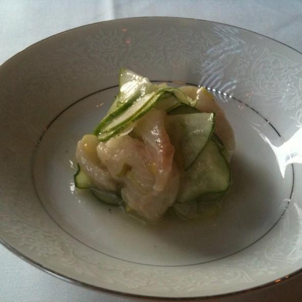 Cucumber Salad @ Restaurant Gwendolyn