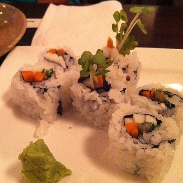Special Order Maki Roll @ Izakaya Nonbei