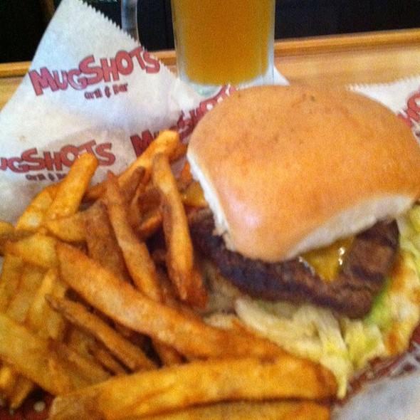 McDonald's Burger @ Mugshots Grill & Bar