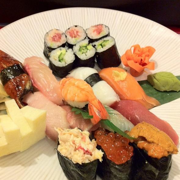 Mixed Bento Set @ Mikado Japanese Restaurant