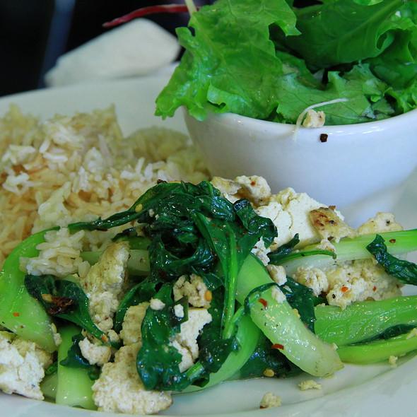 tofu scrambles