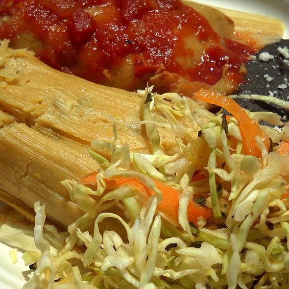 tamales @ Ferry Plaza Farmer's Market