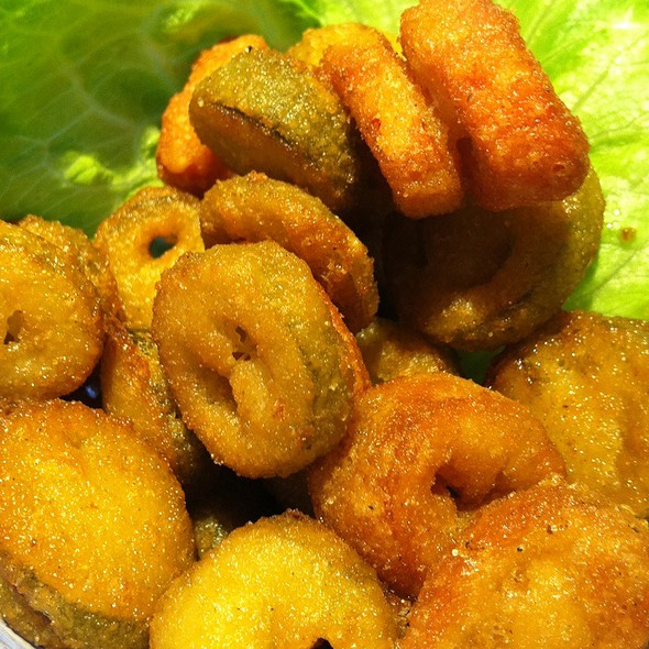 Fried Jalapeno Coins @ Red Robin Gourmet Burgers