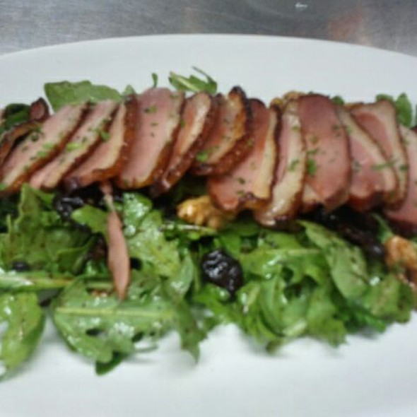 Smoked Duck Salad @ de Vere's Irish Pub