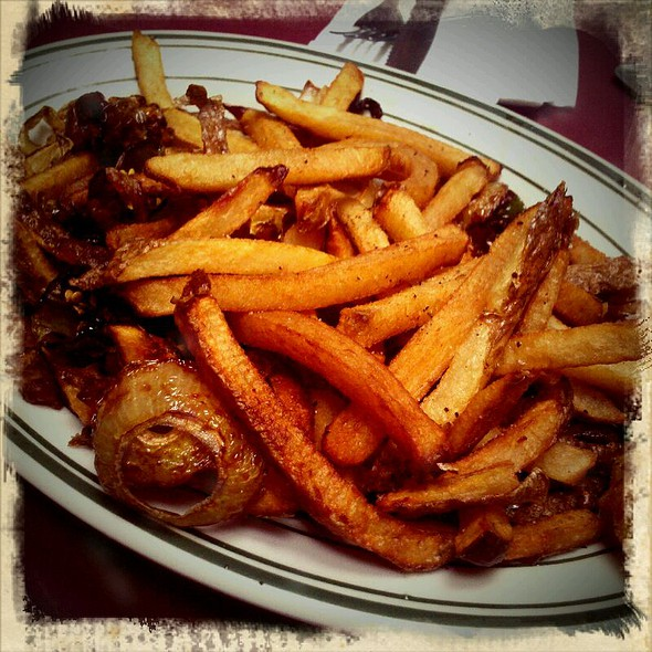 Alyan's Fries  @ Alyan's Restaurant
