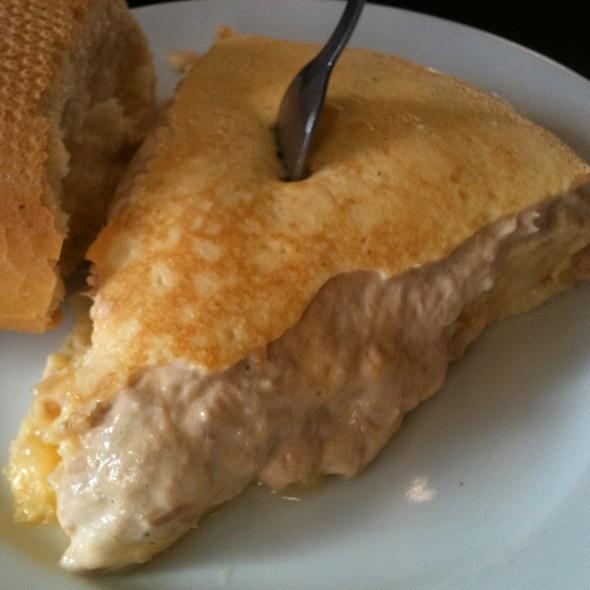 Pincho de Tortilla de Patata de Bonito @ El Primer Café