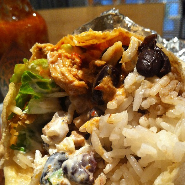 Chicken Burrito @ Chipotle Mexican Grill - Ontario