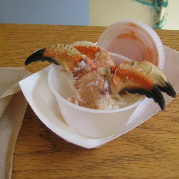 Empress Crab Claws @ Luke's Lobster