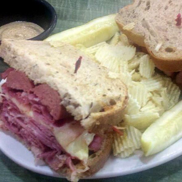 "Richmond ""Original"" Sailor Sandwich @ Jason's Deli"