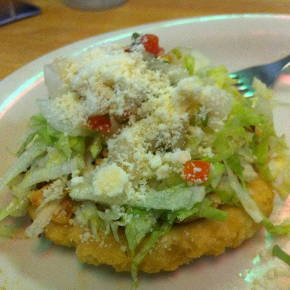 Chicken Sope @ Sr. Sol