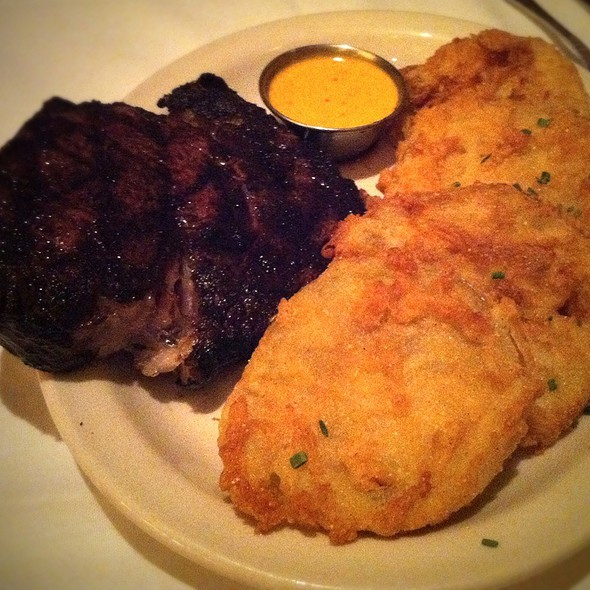 Filet Mignon - Harry & Izzy's - Downtown, Indianapolis, IN
