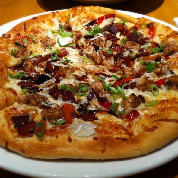 Hawaiian Chicken Pizza @ California Pizza Kitchen