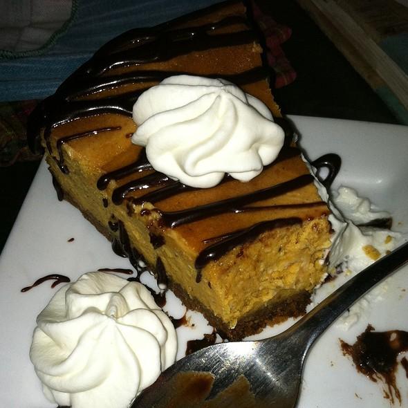 Pumpkin Cheesecake @ Rimsky-Korsakoffee House