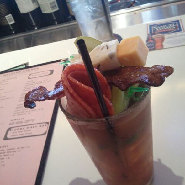 Bloody Mary @ Uptown Cafeteria and Support Group