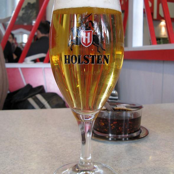 Holsten Premium @ Din Hau