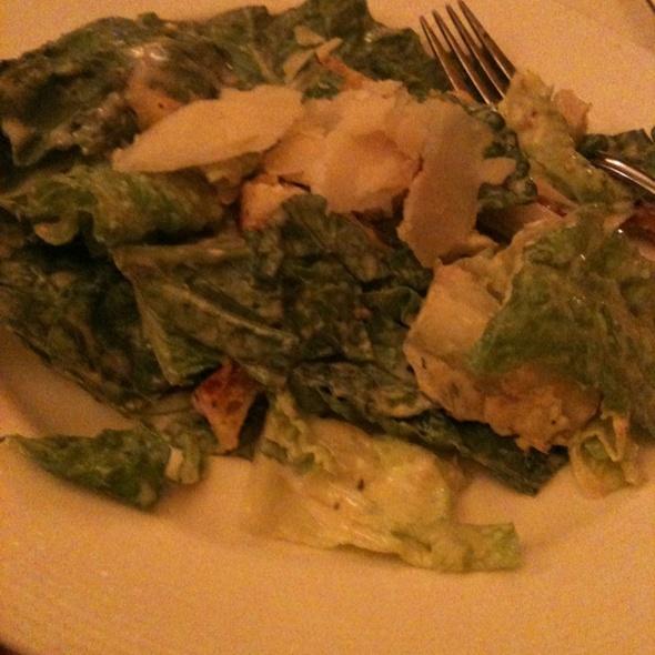 Caesar Salad - The View at Morgan Hill, Easton, PA