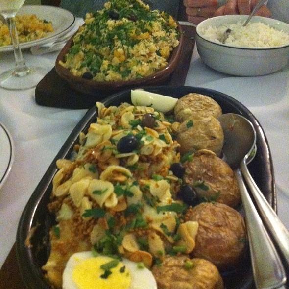 Bacalhau à Lagareiro @ Sagres Restaurante