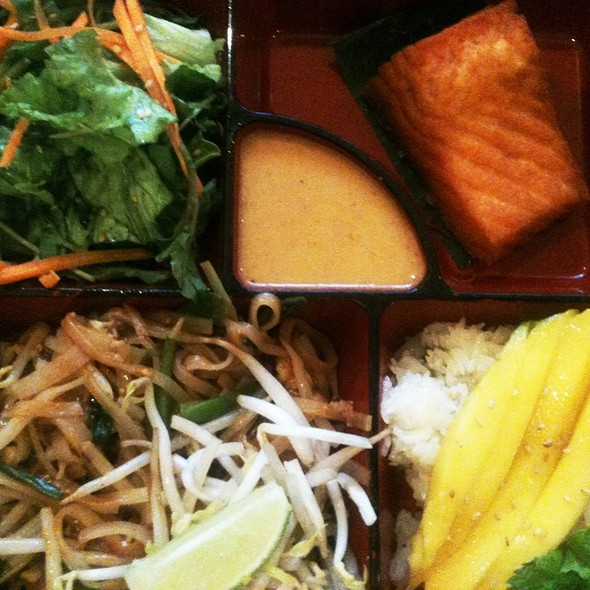 bento box @ Kelley & Ping