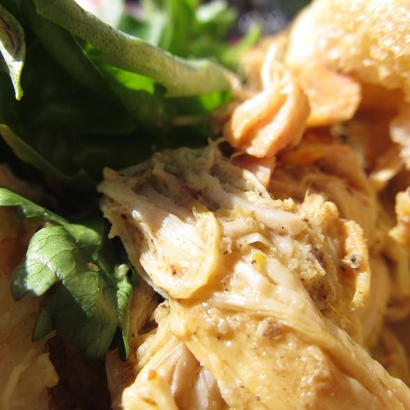 Curry Chicken Banh Mi