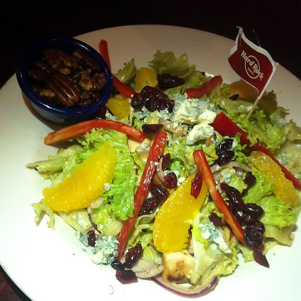 Honey Citrus Dressing Hard Rock Cafe