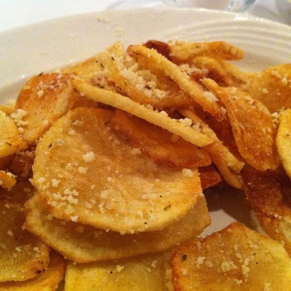 Greek Fries - The Greek Kitchen, New York, NY