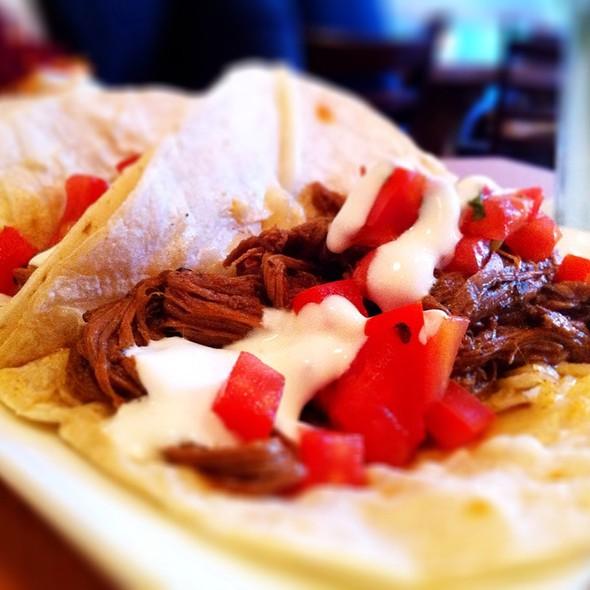 Carne Asada Tacos @ The Combine Eatery