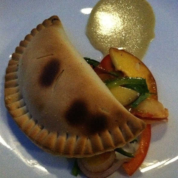 Rabbit Empanada - EVOO, Cambridge, MA