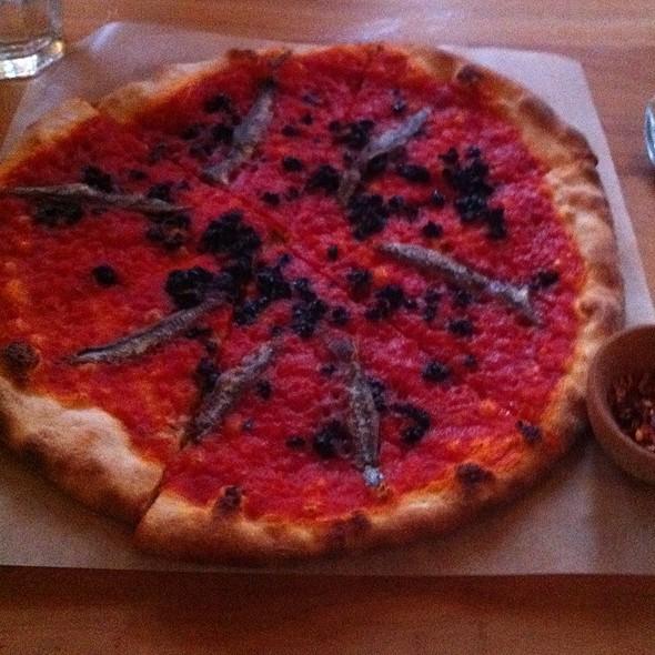 Napolatano Pizza @ Piccino