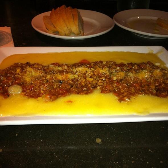 Italian Sausage Ragu And Polenta - Acero, St. Louis, MO