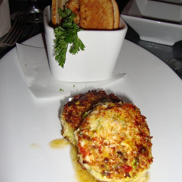 Goat Cheese Cakes @ Benjy's Restaurant