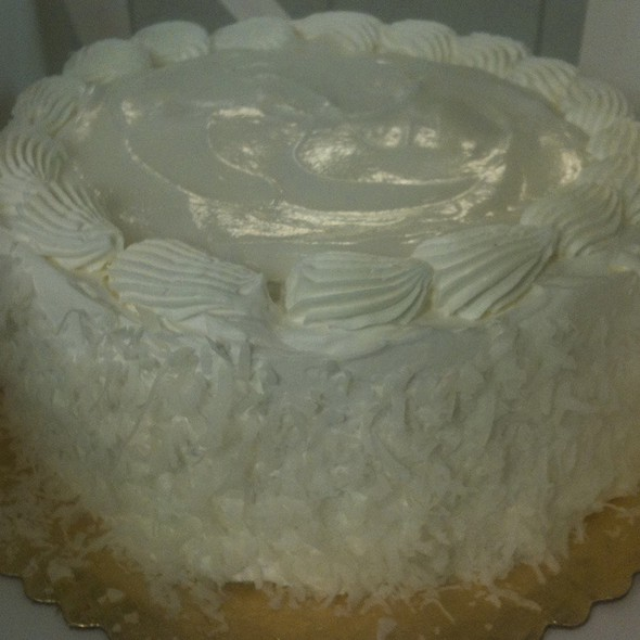 Coconut Haupia Cake