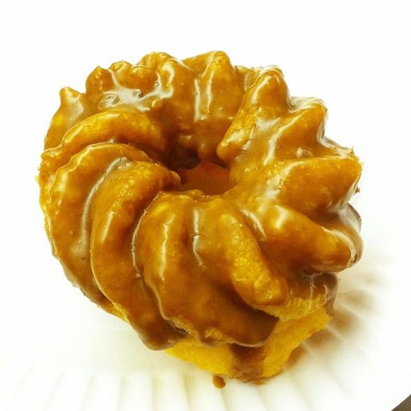 Maple Glazed Cruller @ Bob's Donut & Pastry Shop