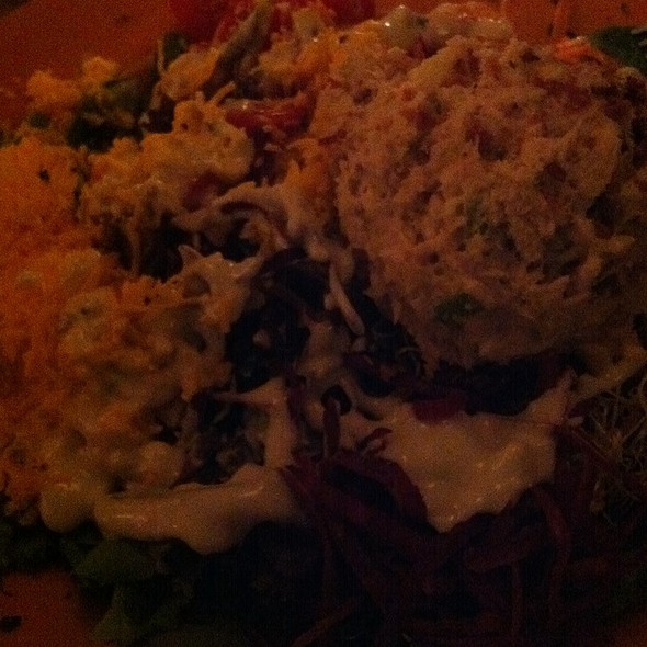 Chopped Tuna Salad @ Dr Generosity