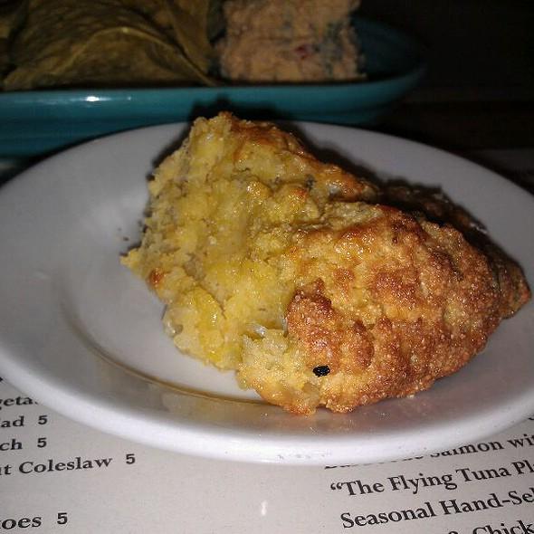 Corn Bread @ Bandera Restaurant