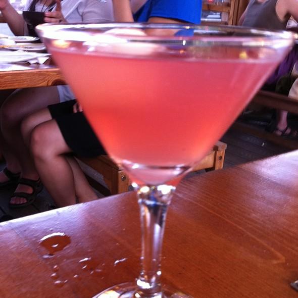 Lychee Lemonade Cocktail
